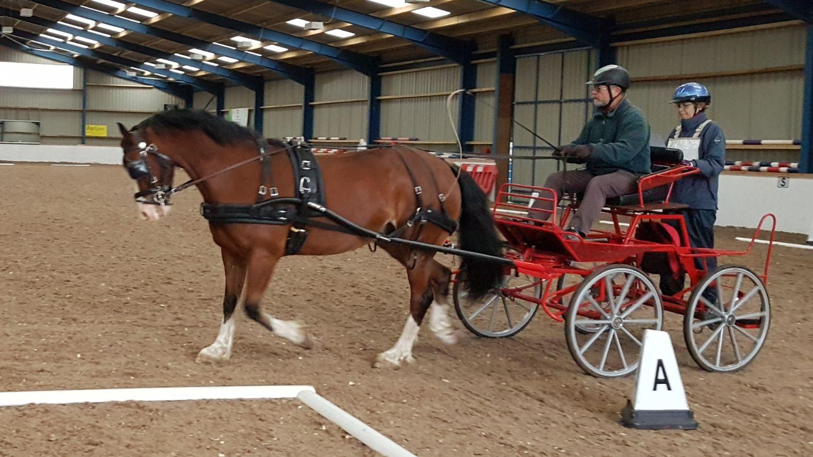 bennington carriage