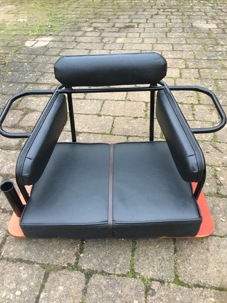 Mini deluxe carriage