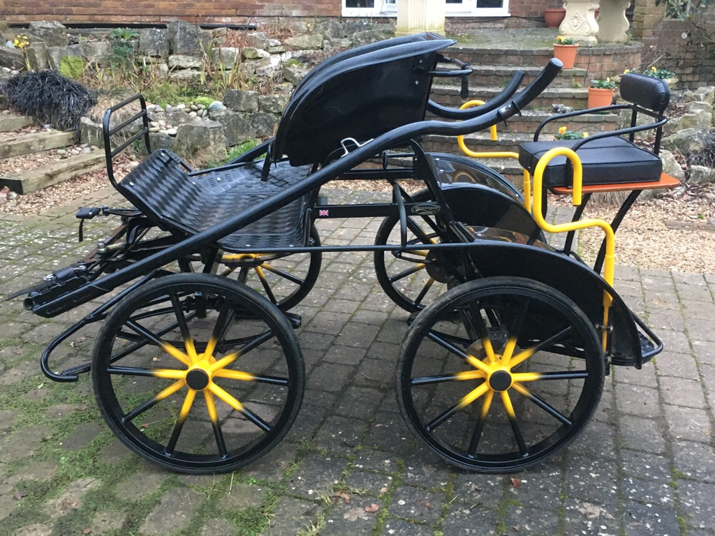 Spirit carriage