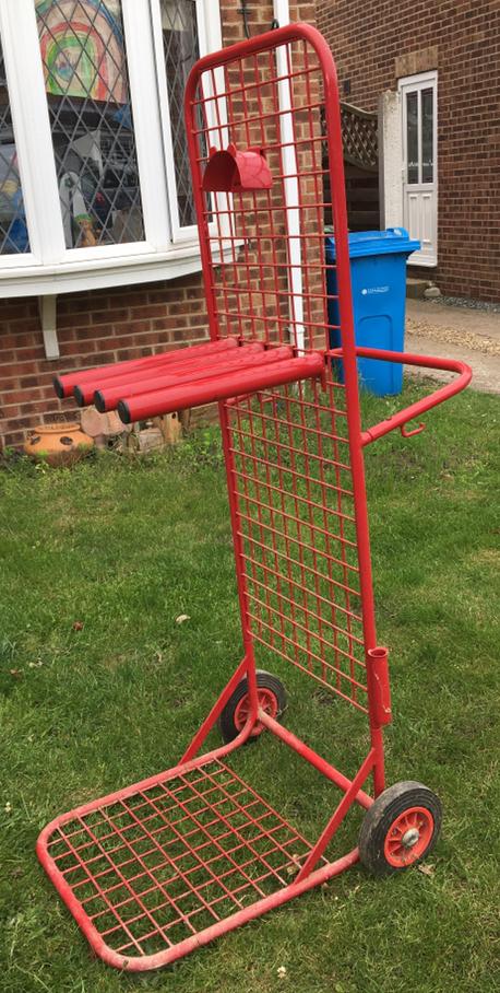 Harness trolley